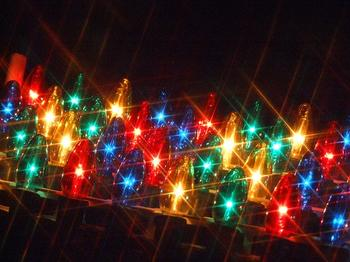 while glistening christmas lights are beautiful and festive essexville electric reminds you to also keep things safe this holiday season